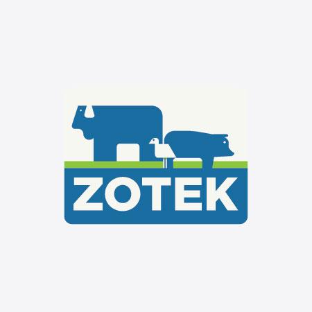 Identidad visual de zotek